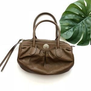 Marc by Marc Jacobs •Leather Satchel•
